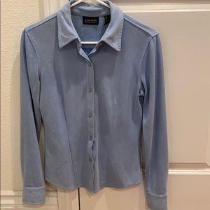 New York & Co women's button down shirt size S